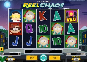 игровой автомат reel chaos