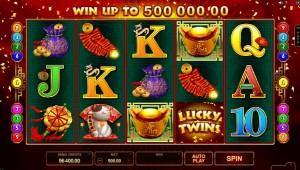 игровой автомат Lucky Twins