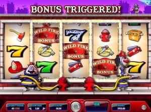 Игровой автомат Firehouse Hounds