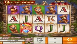 Игровой автомат Goldilocks
