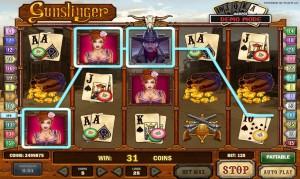 Игровой автомат Gunslinger